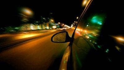 conducción nocurna