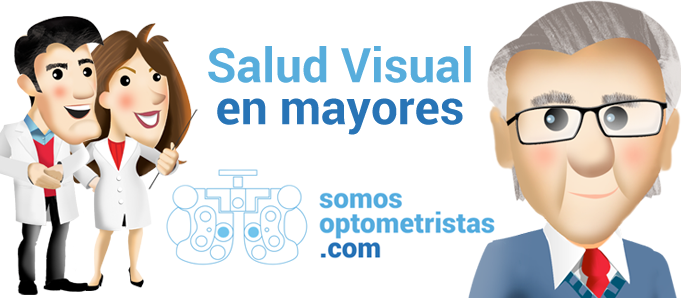 Salud visual mayores