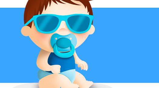 PROTECCIÓN SOLAR OCULAR INFANTIL